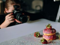 How to Take Better Photos of Your Cakes